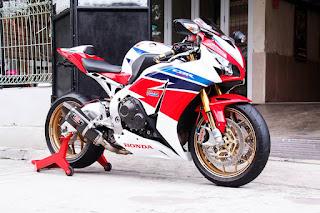 INFO MOGE BEKAS BANDUNG : Dijual MOGE Honda CBR 1000RR SP 2014
