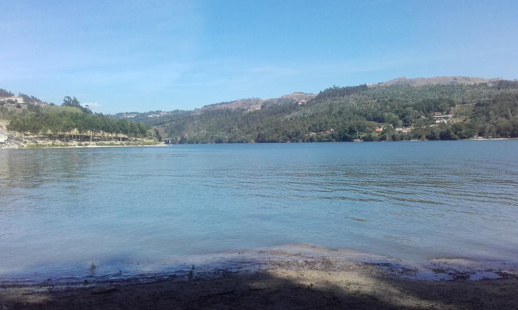 águas do Rio Tâmega