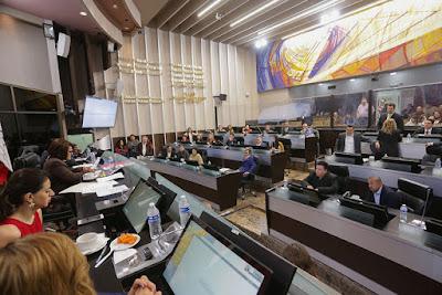 Clausura la LXII Legislatura Primer Periodo Ordinario y emiten exhorto