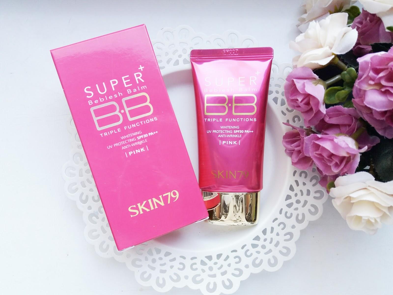 Skin79 hot pink bb cream