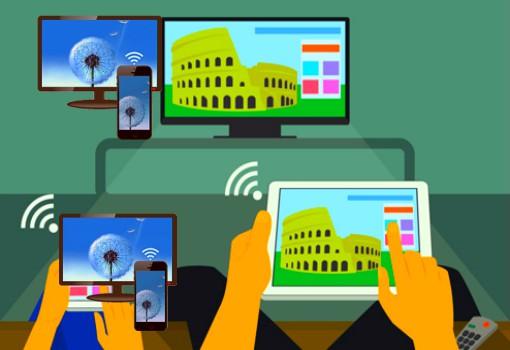 تحميل برنامج توصيل الهاتف بالتلفزيون وعرض شاشة الجوال على التلفاز