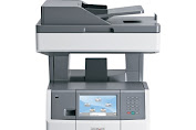 Lexmark X736DE Driver Download