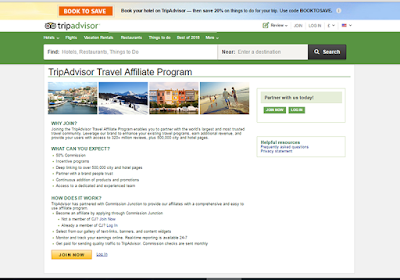 Tripadvisor offers everything related to travel and hotels