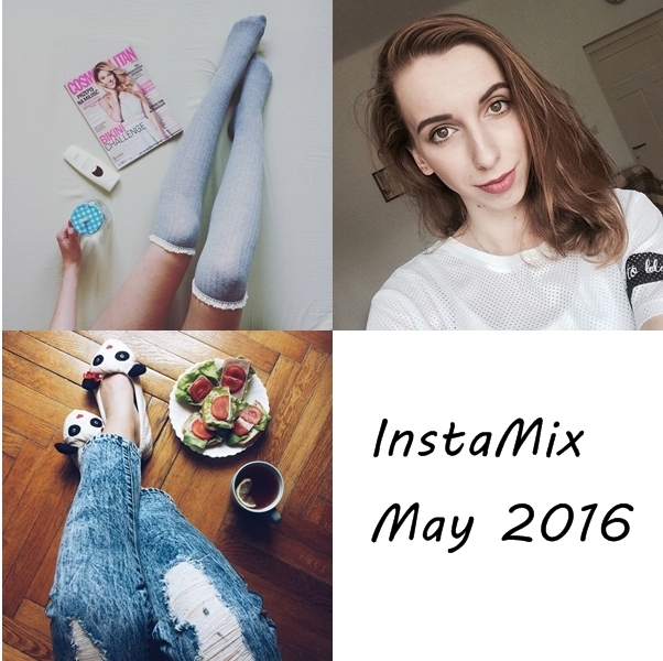 InstaMix May 2016
