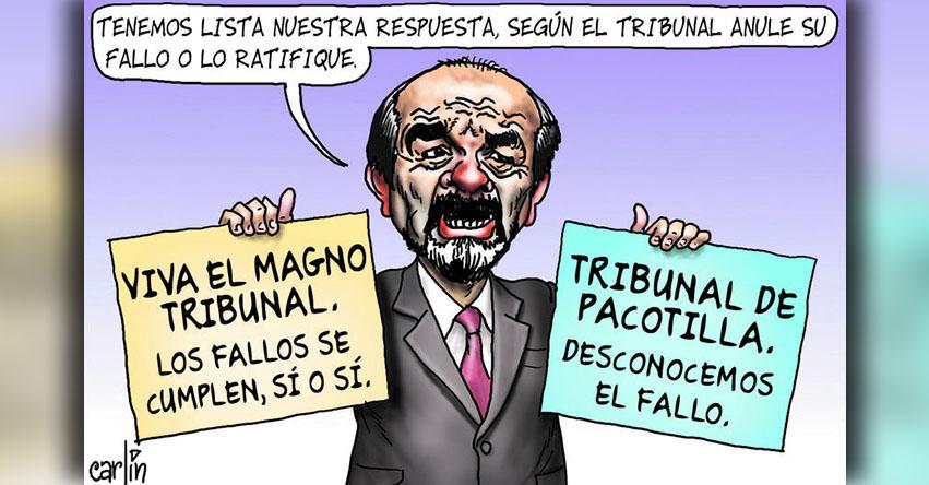 Carlincaturas Miércoles 6 Setiembre 2017 - La República