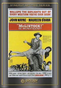 McLintock! Poster