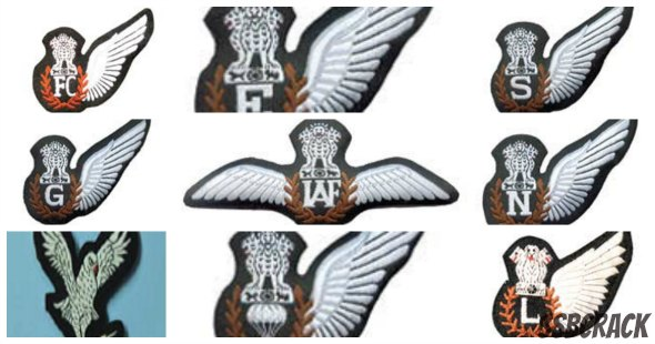 10 Aircrew Badges of Indian Air Force You Must Know