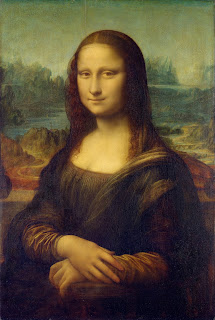 The Mona Lisa is arguably Leonardo's most famous picture
