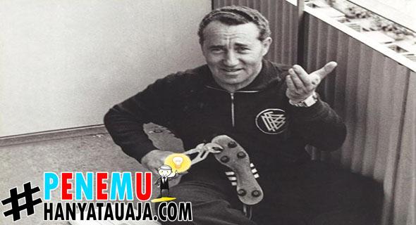 Siapakah Penemu Sepatu Sepakbola?, Ini Dia Orangnya!