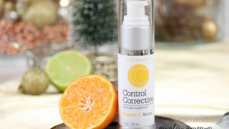 Control Corrective Crystal C Serum Review