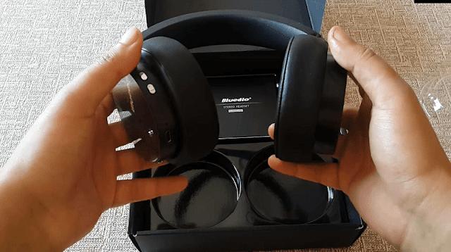 مراجعة سماعات البلوتوث Bluedio T5 Wireless Bluetooth Headphone