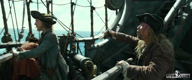 Piratas del Caribe La Venganza de Salazar imagenes