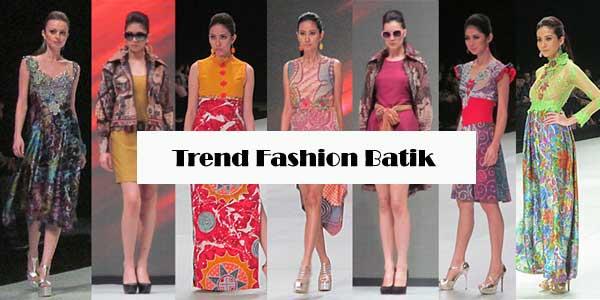 Trend Fashion Batik