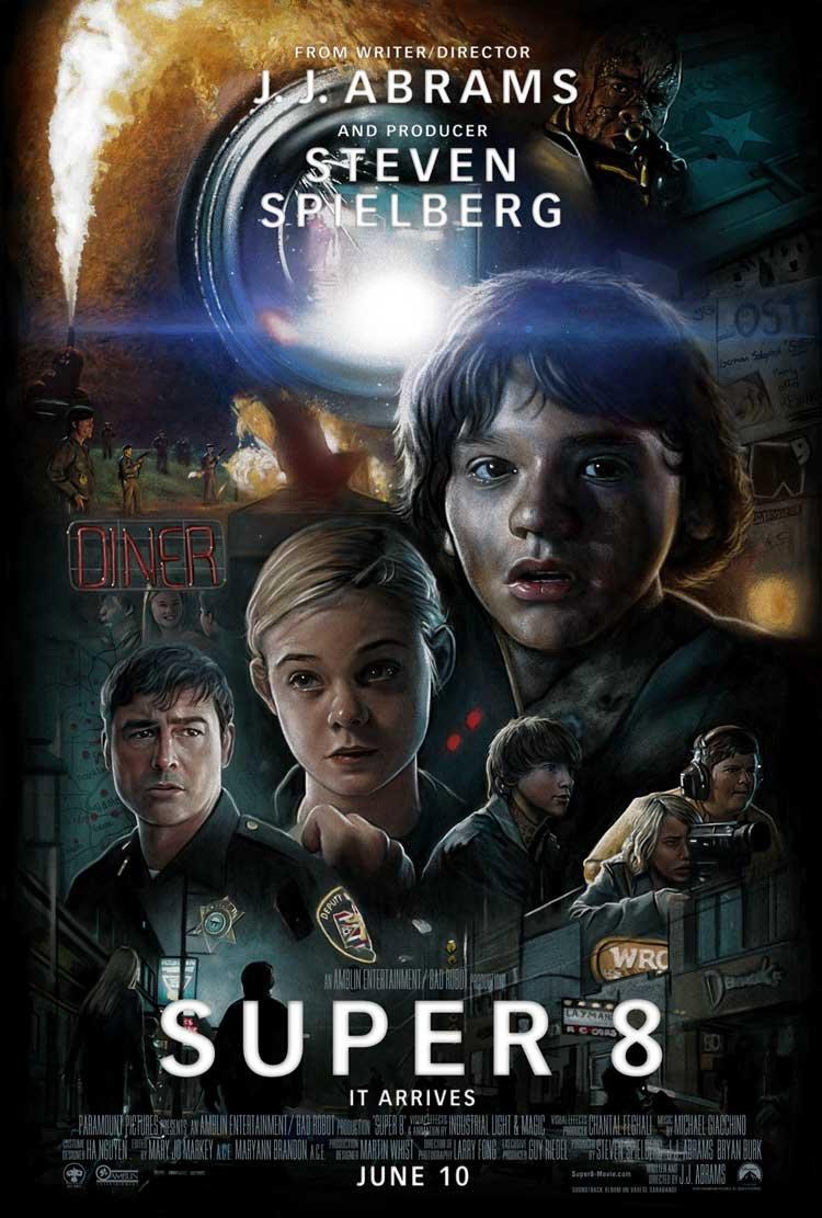 CINEMIDADE: Super 8: Um super filme no estilo anos 80!