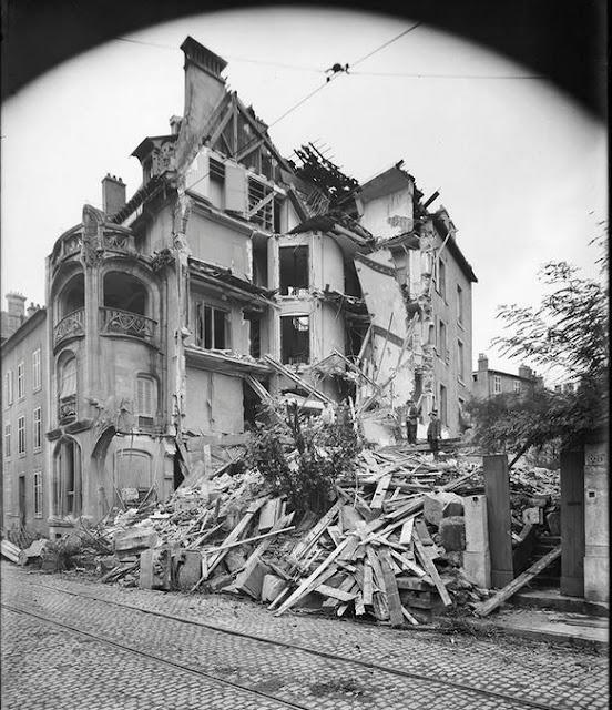 NANCY (54) - Immeuble Georges Biet (1901-1902)