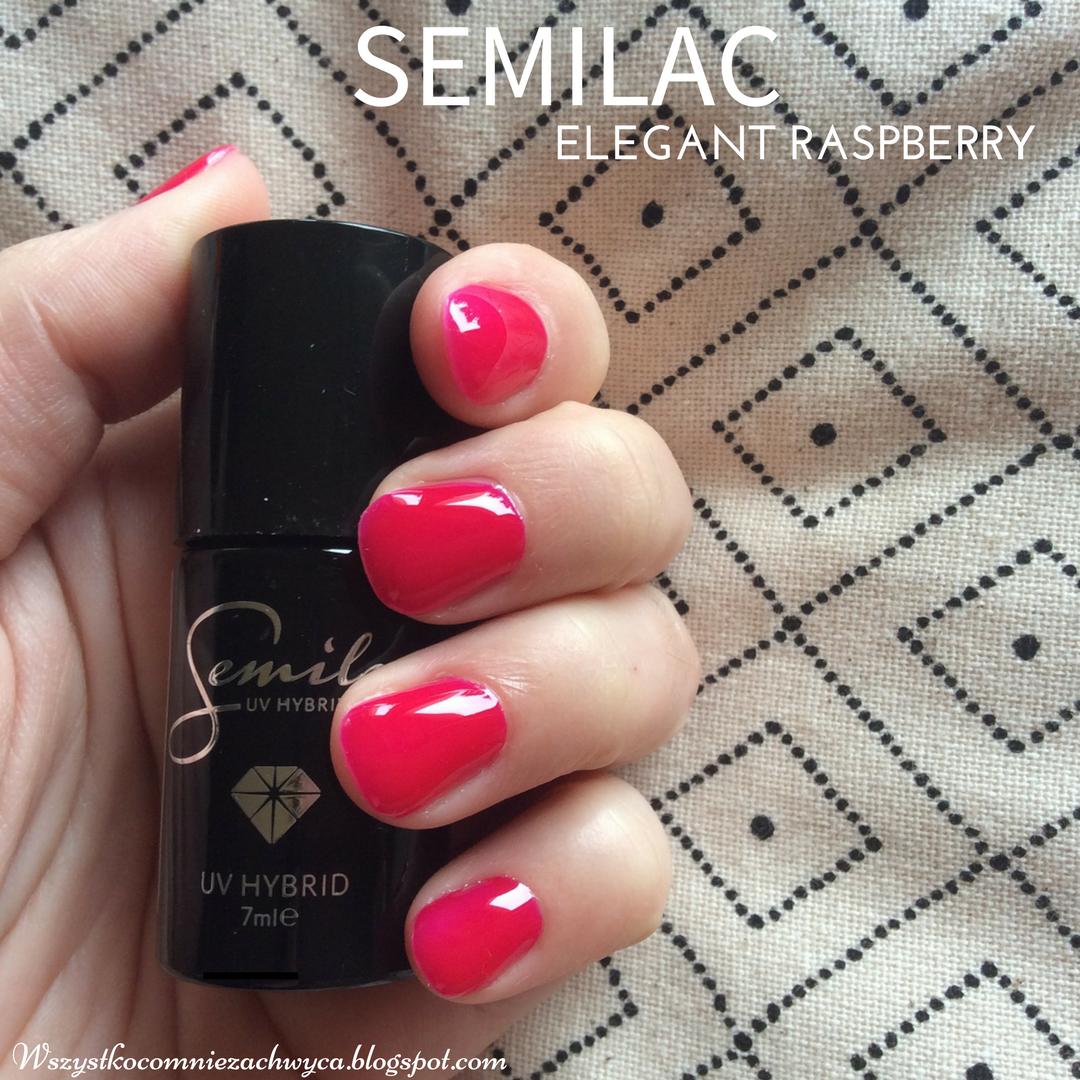 Semilac 103 Elegant Raspberry