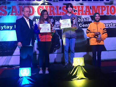 Nur Najiha Emerged Bronze Medalist in EAGCC
