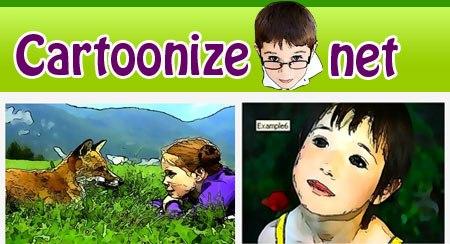 editing foto cartoonize