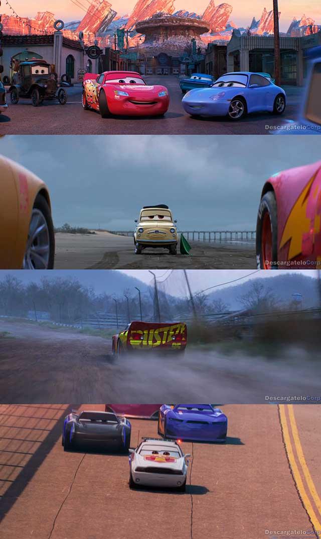 Cars 3 (2017) DVDRip Latino