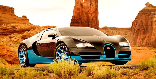 Transformers 4 Movie 2014 - Bugatti Grand Sport Vitesse