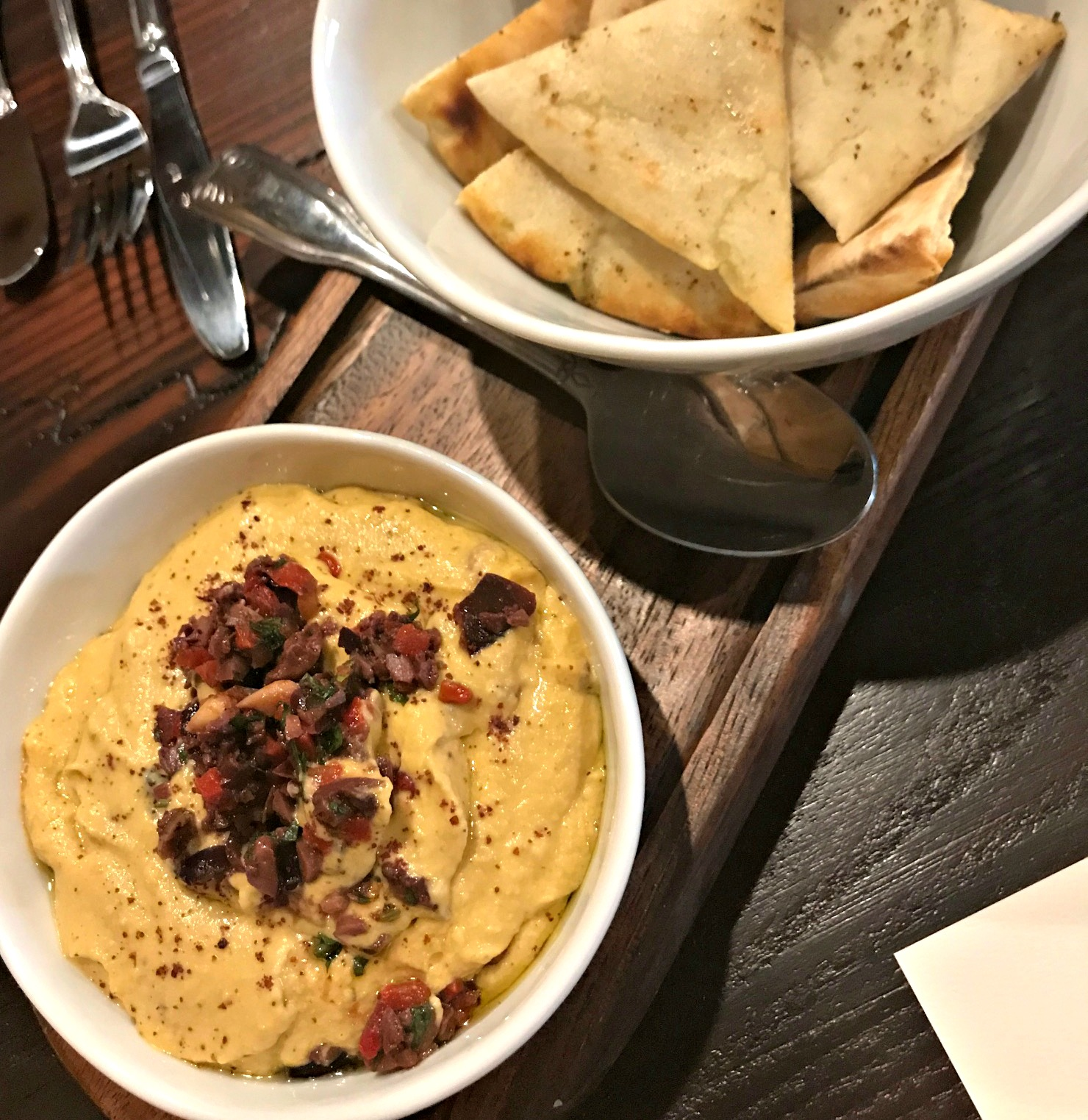 Restaurant Review: Woodhouse Kitchen + Bar, Mason