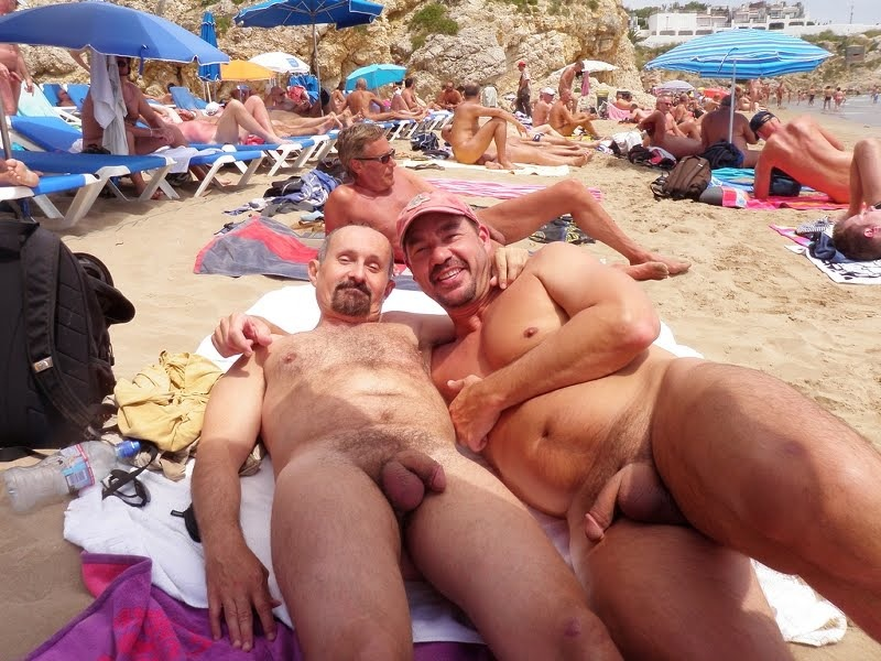 Best of Nude Beach Gay Bears