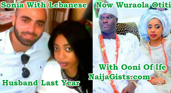 Image result for sonia lebanese husband naijagists