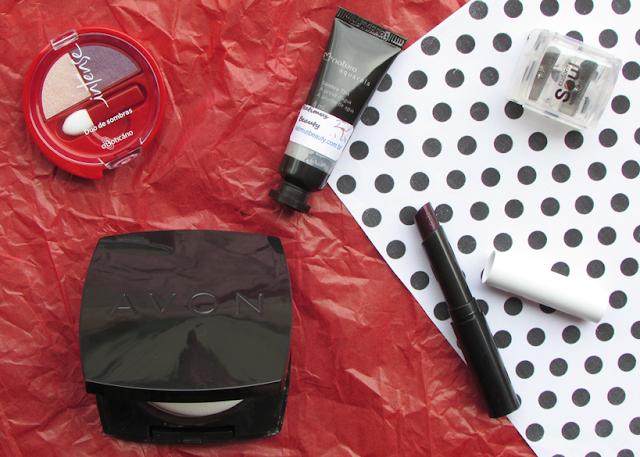 NatimusBOX Makeup: O que veio na edição de novembro/16?