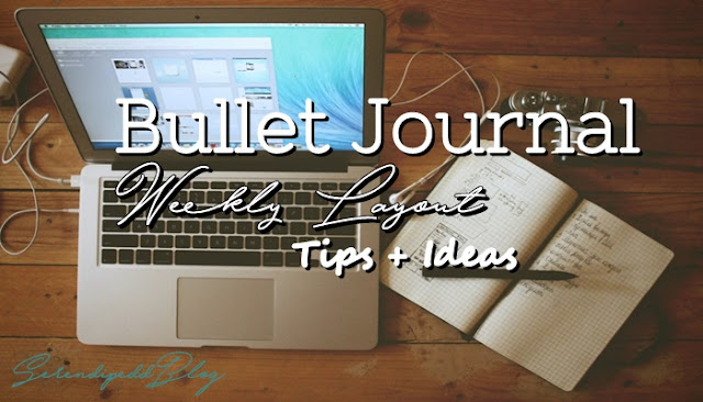 Bullet Journal | Layout semanal Tips +Ideas