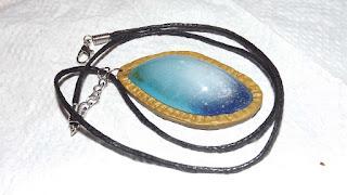 Imitace lapis lazuli