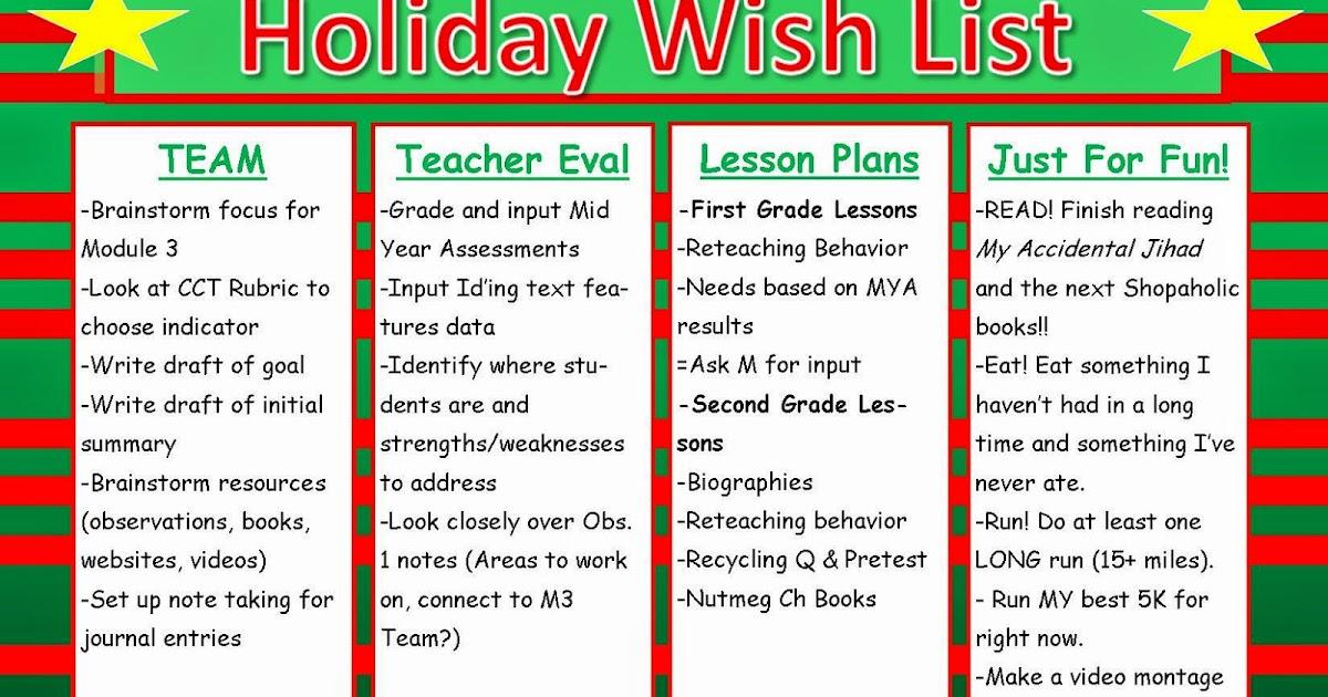 teacher wish list template - Kardas.klmphotography.co