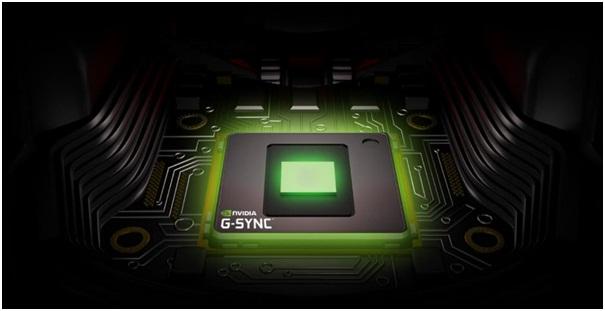ASUS ROG GX800 Dengan Layar G-Synch