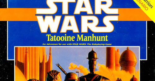 Star Wars Adventure Review - Tatooine Manhunt