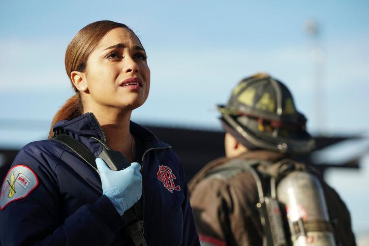 Chicago Fire - Episode 5.22 - My Miracle (Season Finale) - Promo, 3 Sneak Peeks, Promotional Photos & Press Release