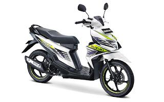5 Sepeda motor dengan BBM Paling Irit di Indonesia