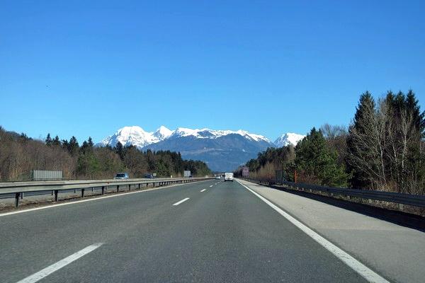 slovénie road trip bled route