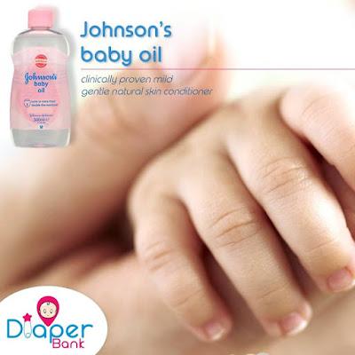 Johnson's Baby Oil