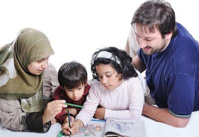 10 Cara Mendidik Anak Yang Baik, Benar Dan Efektif