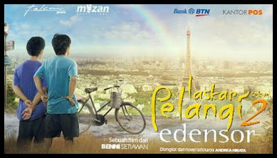 Download Film Laskar Pelangi 2 Edensor
