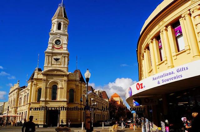 Fremantle Town Hall, WA, Australia