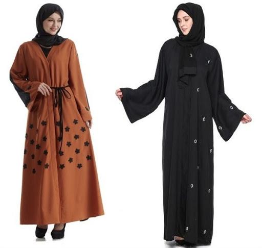 Model Baju Muslim Modern Terbaru 2017/2018