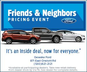 Ford Friends And Neighbors Pricing Event