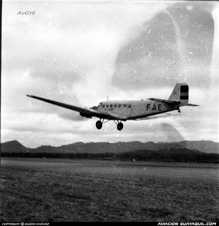 Junkers Ju-52 FAE