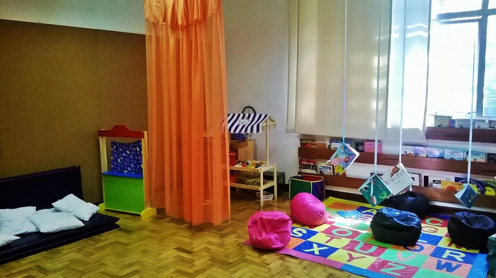 Sala De Aula Um Ambiente Acolhedor Ukindex -> Sala De Aee Decoracao
