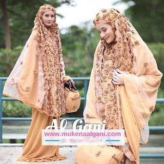 mukena%2Bsofia4 Koleksi Mukena Al Ghani Terbaru Original