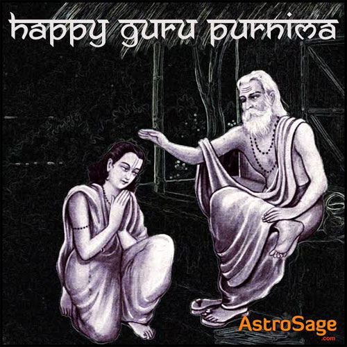Guru Purnima is celebrated as the day to pay tribute to our Gurus.