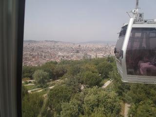 Barcellona+Funivia