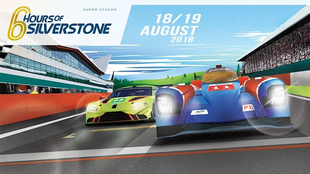 Come and see the stars of British motorsport at the 6 Hours of Silverstone