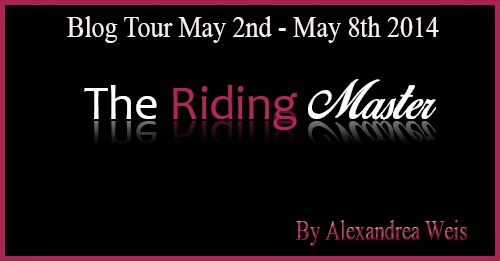 the riding master tour banner