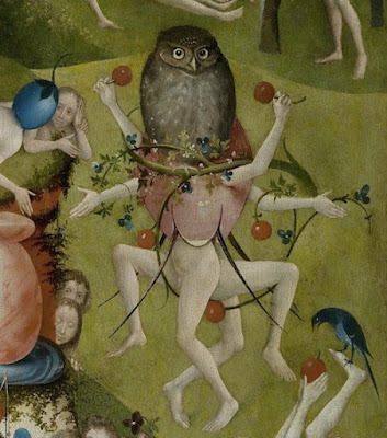 Hieronymus Bosch, The Garden of Earthly Delights [detail]